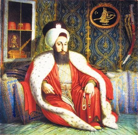 III. Selim ile ilgili görsel sonucu